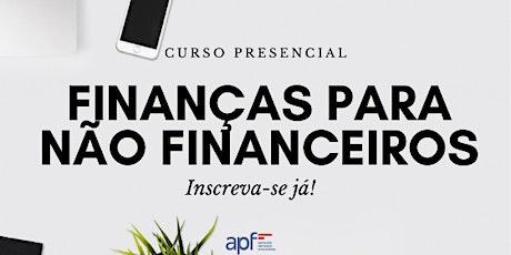 Finanças para não financeiros bilhetes