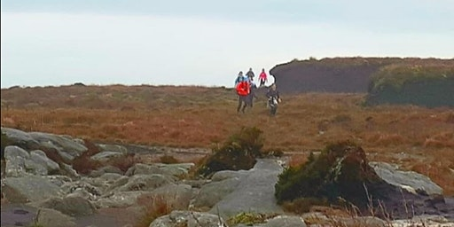 Glenmalure Trails - Kelly's Lough & Carrawaystick