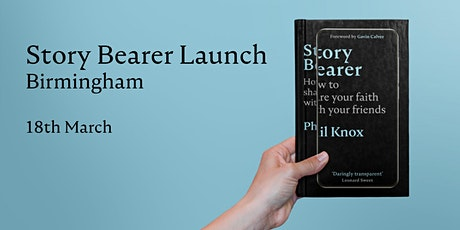 Story Bearer Launch - Birmingham tickets