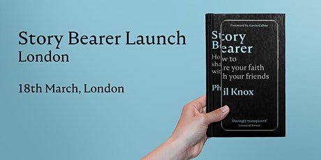 Story Bearer Launch - London tickets