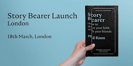 Story Bearer Launch - London