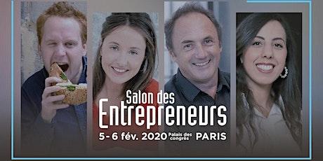 [Paris] Salon des entrepreneurs 2020 billets