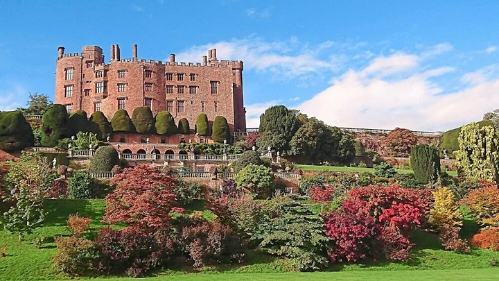 Bohemian Rhapsody Outdoor Cinema Experience at Powis Castle, Welshpool image