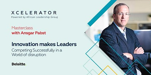 Innovation Masterclass with Ansgar Pabst