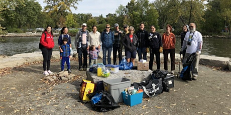 Spring Litter Cleanup and Nature Hike at Marie Curtis Park tickets