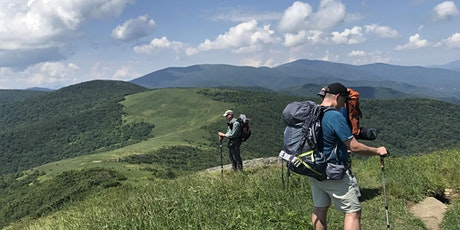 GetBackpacking! Intro to Backpacking tickets
