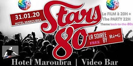 La Soirée | STARS 80 tickets