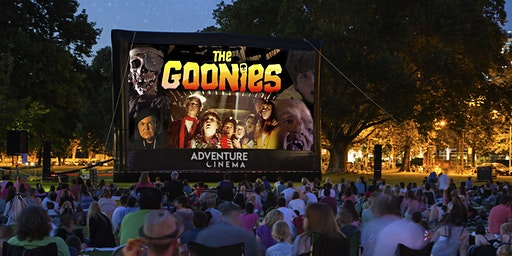 The Goonies Outdoor Cinema Experience in Hull