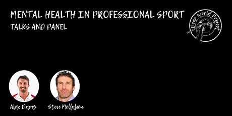 Mental Health in Professional Sports, Talks and Panel tickets