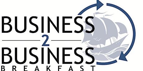 September Business-2-Business Breakfast tickets