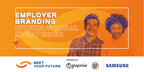 Meet Your Future - Employer Branding International Strategies biglietti