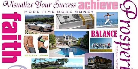 Millionaire Mindset Vision Board Workshop tickets