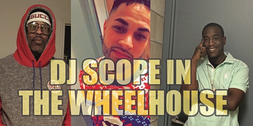 DJ Scope with host Jason Byrd