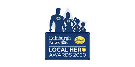 Edinburgh Local Hero Awards 2020 tickets