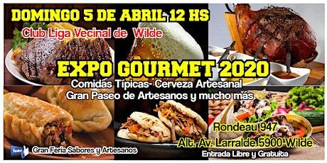 EXPO GOURMET 2020 EN WILDE entradas