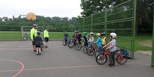 Tuesday Learn to Ride - get rid of those stabilisers!