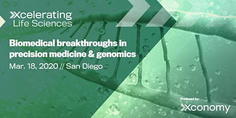 Xconomy Presents: Xcelerating Life Sciences - San Diego tickets