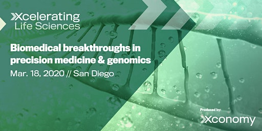 Xconomy Presents: Xcelerating Life Sciences - San Diego