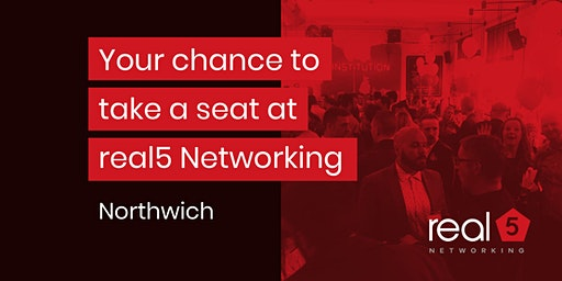 real5 Networking Northwich monthly lunch