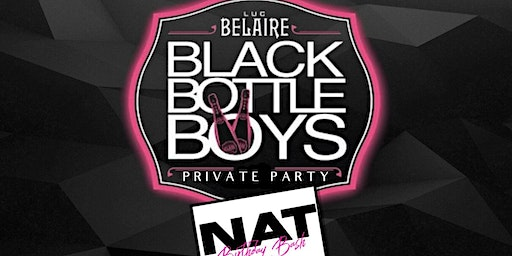 Belaire Rose Private Party
