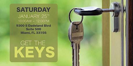 Get the Keys entradas