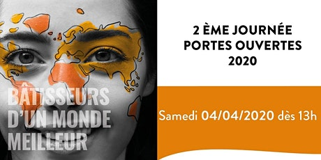 Journée Portes Ouvertes Rennes #2 billets