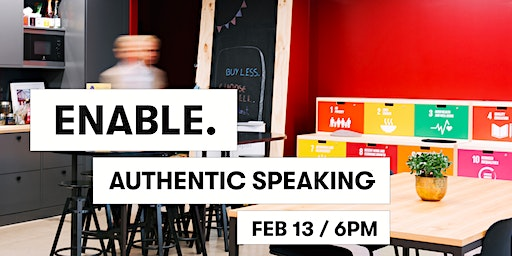 ENABLE. Authentic Speaking