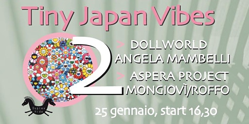 TINY JAPAN VIBES