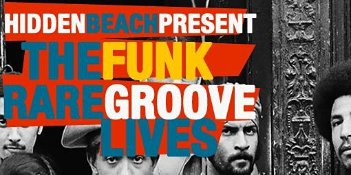 THE FUNK RARE GROOVE LIVES