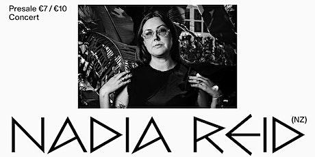 Nadia Reid (NZ) tickets