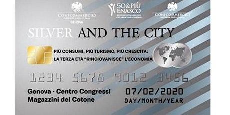 SILVER ECONOMY - Le opportunità di Sviluppo. biglietti