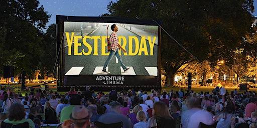 Yesterday - The Beatles Outdoor Cinema Experience in Norwich