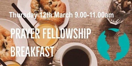 SFJ / Transform Southwark Fellowship Prayer Breakfast tickets