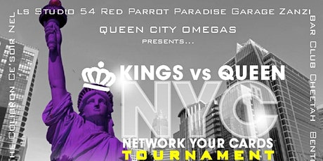 Queen City Omegas Tournament Kickoff Party tickets