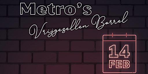 Metro's Vrijgezellenborrel