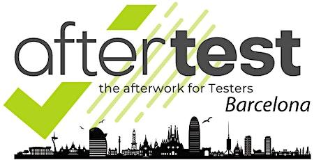 AfterTest Barcelona: Observability, Performance y otros palabros del montón entradas