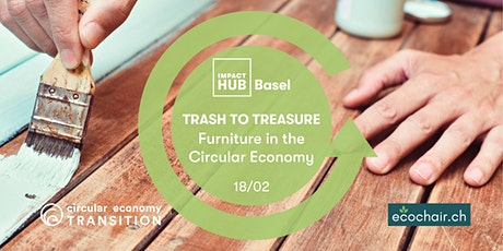 Trash to Treasure - Furniture in the Circular Economy tickets