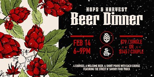 Hops & Harvest Beer Dinner