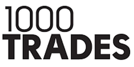 1000 Trades Networking Club tickets