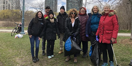 Spring Litter Cleanup at Humber Bay Park tickets