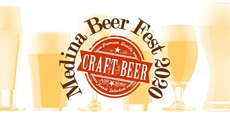 2020 Medina Beer Fest tickets