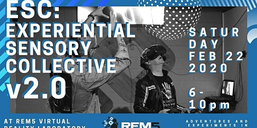 ESC: Experiential Sensory Collective v2.0