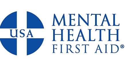 ADULT Mental Health First Aid [April 8 & 9, 2020]
