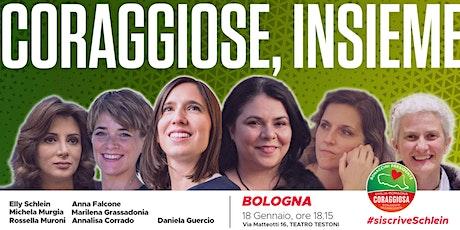 CORAGGIOSE, INSIEME con Elly Schlein Michela Murgia e tante altre! biglietti