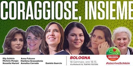CORAGGIOSE, INSIEME con Elly Schlein Michela Murgia e tante altre!