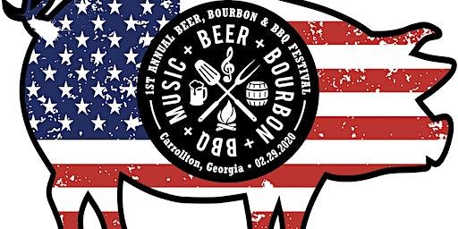 Beer, Bourbon, BBQ Festival of Carrollton