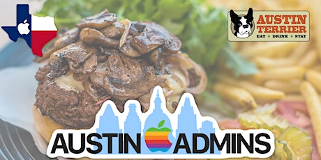 Austin Apple Admins Social @ Austin Terrier tickets