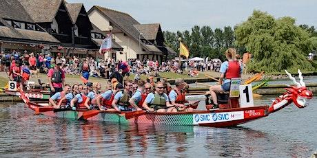 Milton Keynes Dragon Boat Festival tickets