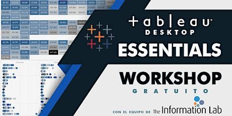 Tableau Essentials Febrero 2020 entradas