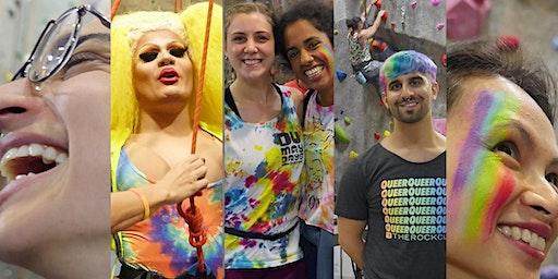 CRUX LGBTQ Climbing - The Rock Club @New Rochelle